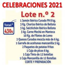 Celebraciones Lote Nº2