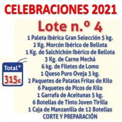 Celebraciones Lote Nº4
