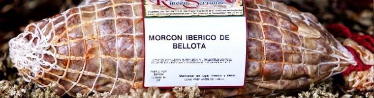 Morcón Ibérico